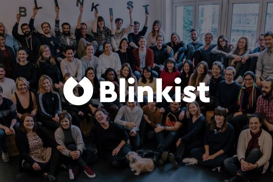 Blinkist schafft eine selbstbestimmte Arbeitsatmosphäre mit Asana