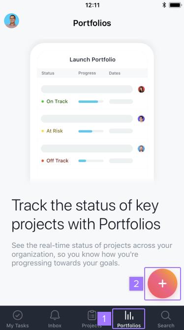 Create Portfolio 1