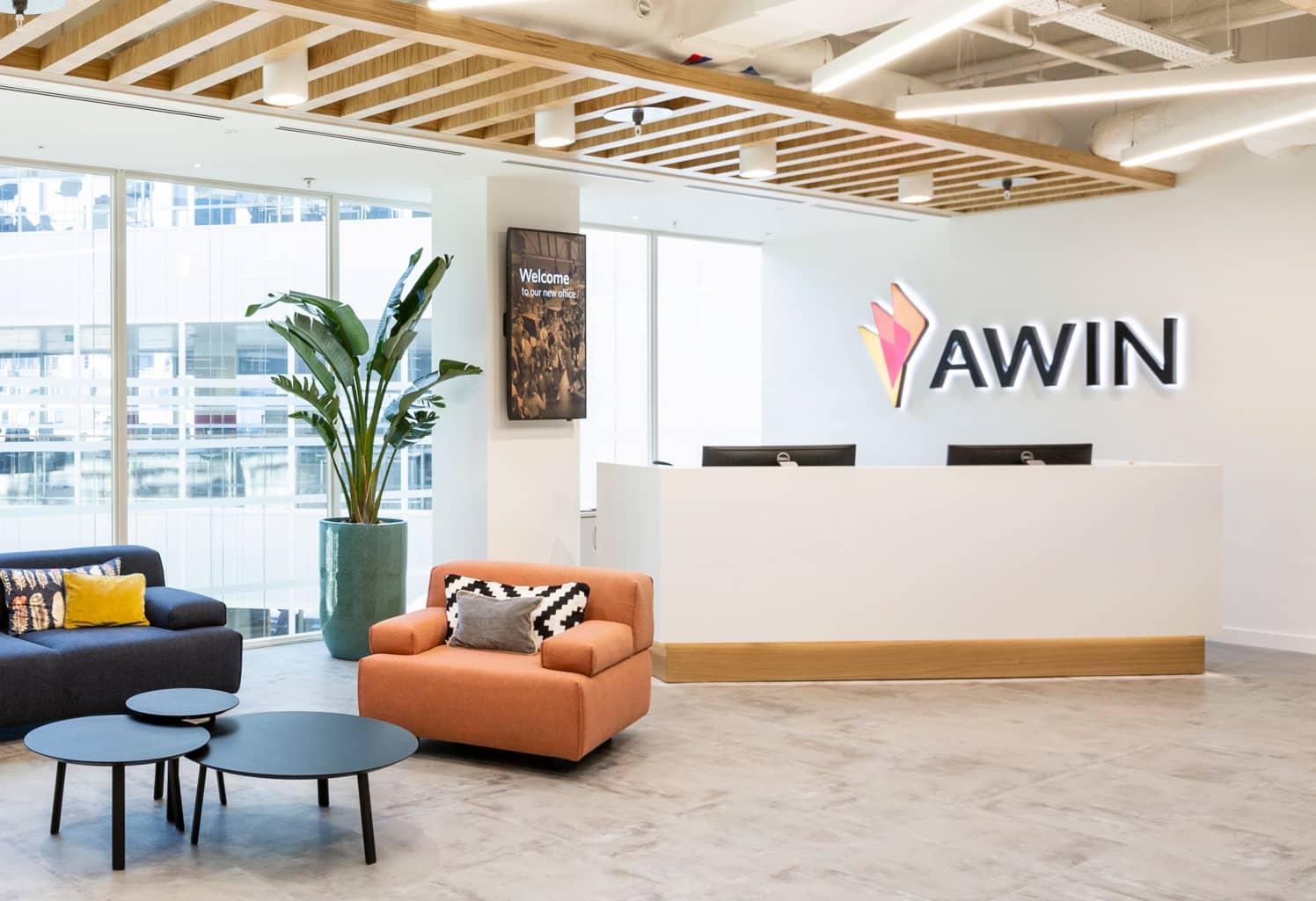 Asana Case Study - Awin - Awin Company Reception