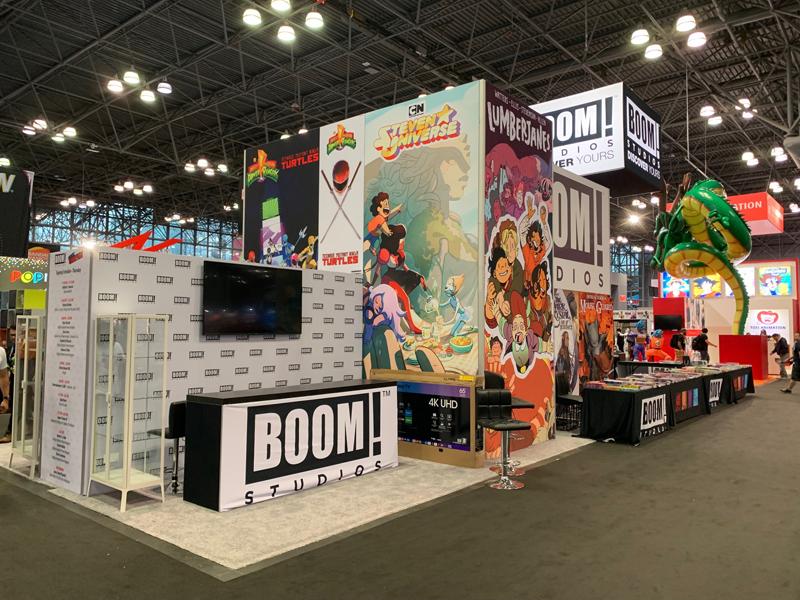 BOOM! Studios se transforma en una de las cinco editoriales principales de Norteamérica con Asana
