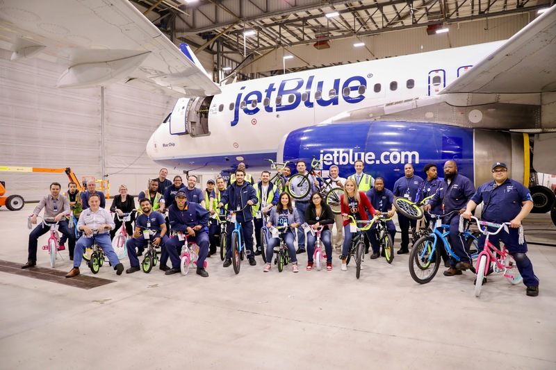 Together We Rise Fahrradprogramm