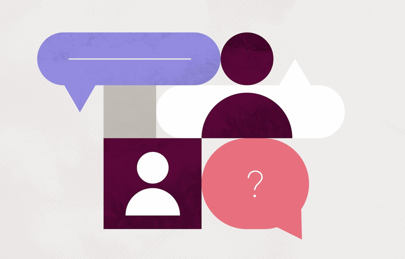 Illustration: Die über 110 besten Kennenlernfragen für das Teambuilding