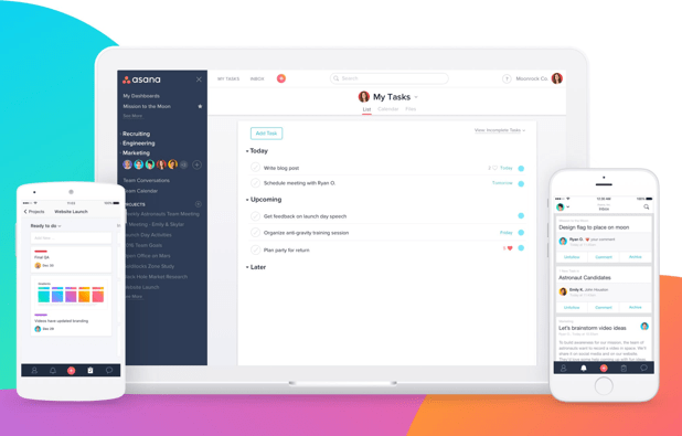 Asana named among The 10 Best Apps Of 2016