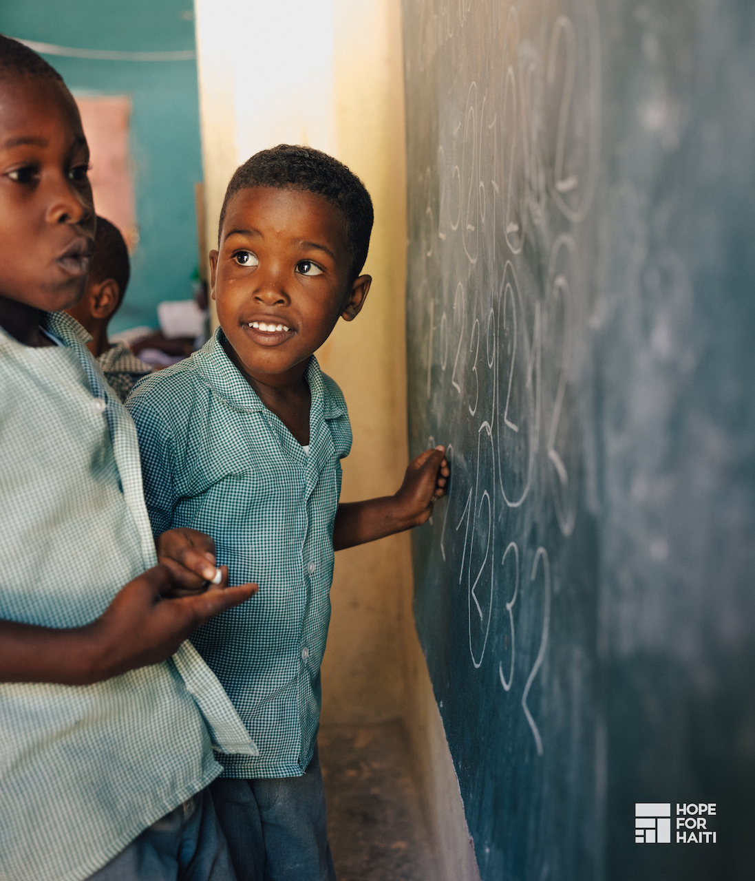 Hope for Haiti education picture 2