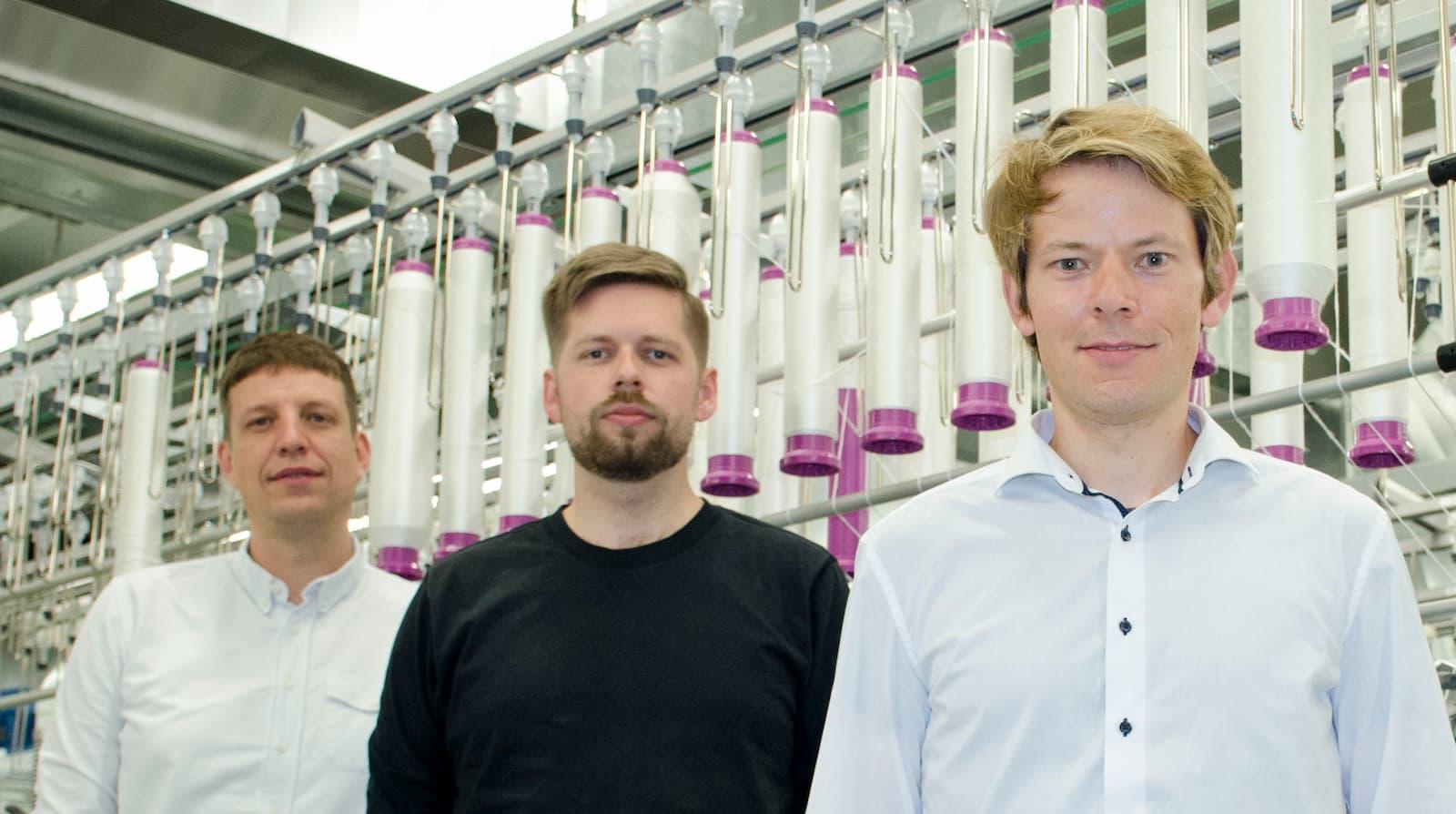 Asana Case Study - Rieter Spinnerei-Systeme - Michael Will, Aaron Ortlieb, Lorenz Braun