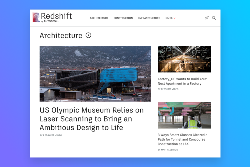 Redshift by Autodesk