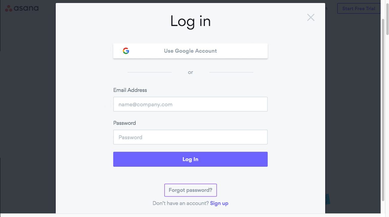 android password reset app