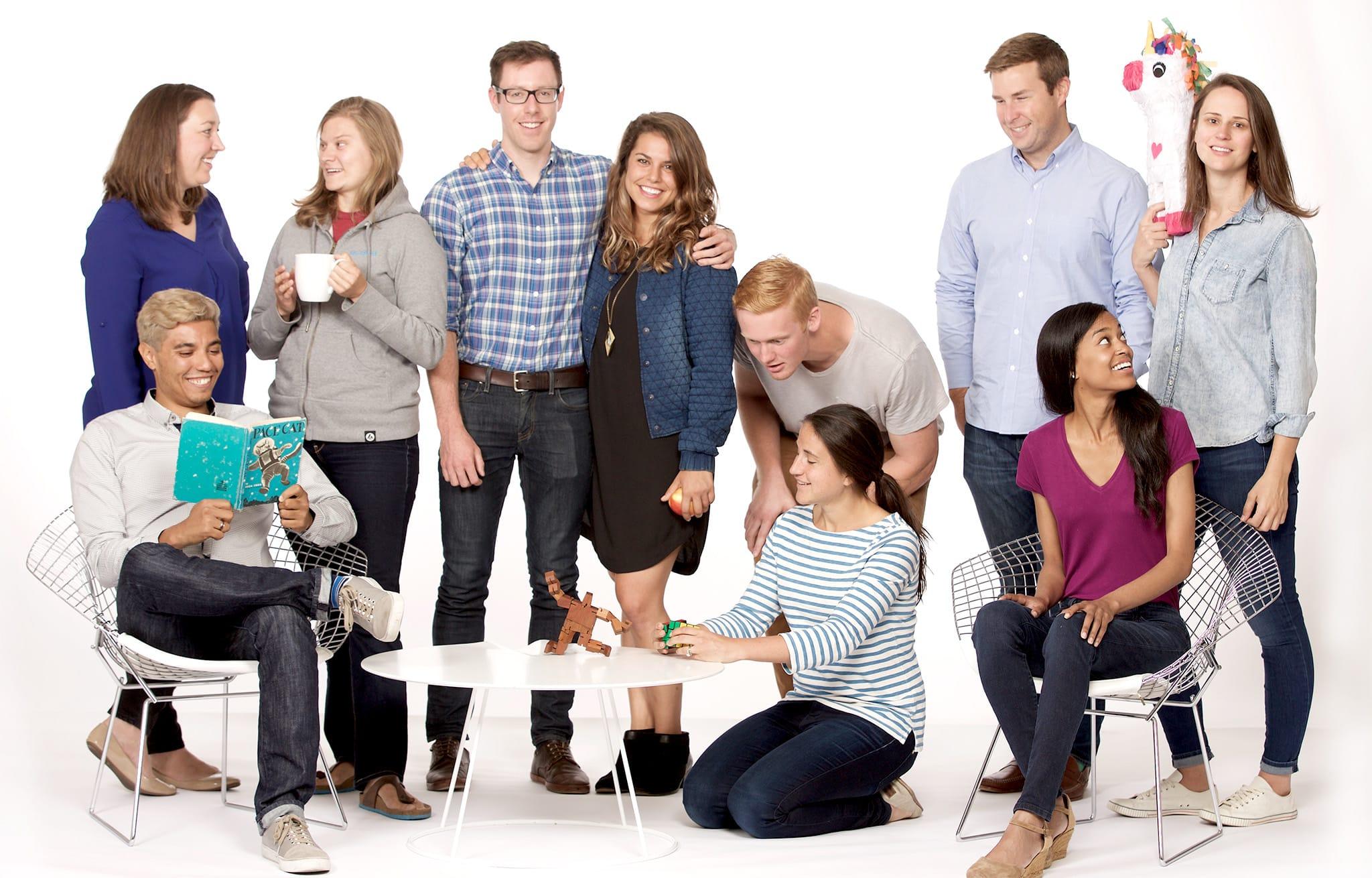"Putting the ""fun"" back in funnel: the Asana Marketing team"