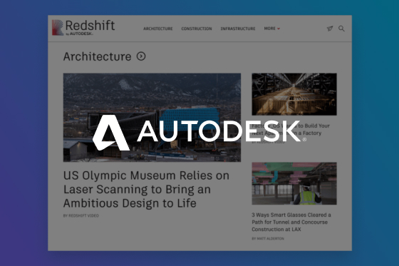 Redshift by Autodesk has grown content traffic by 30% for three years in a row with Asana