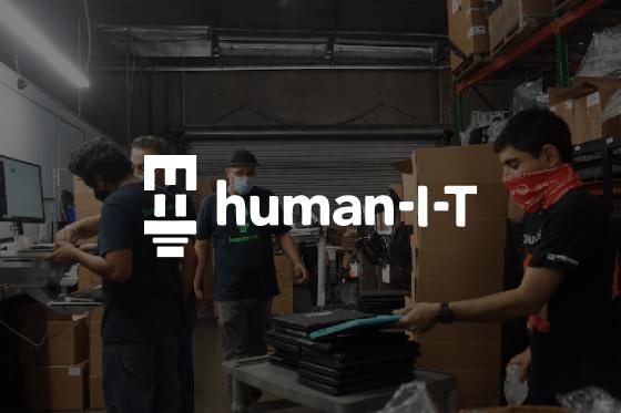 human-I-T schließt mit Asana die digitale Kluft für 101.000 Personen