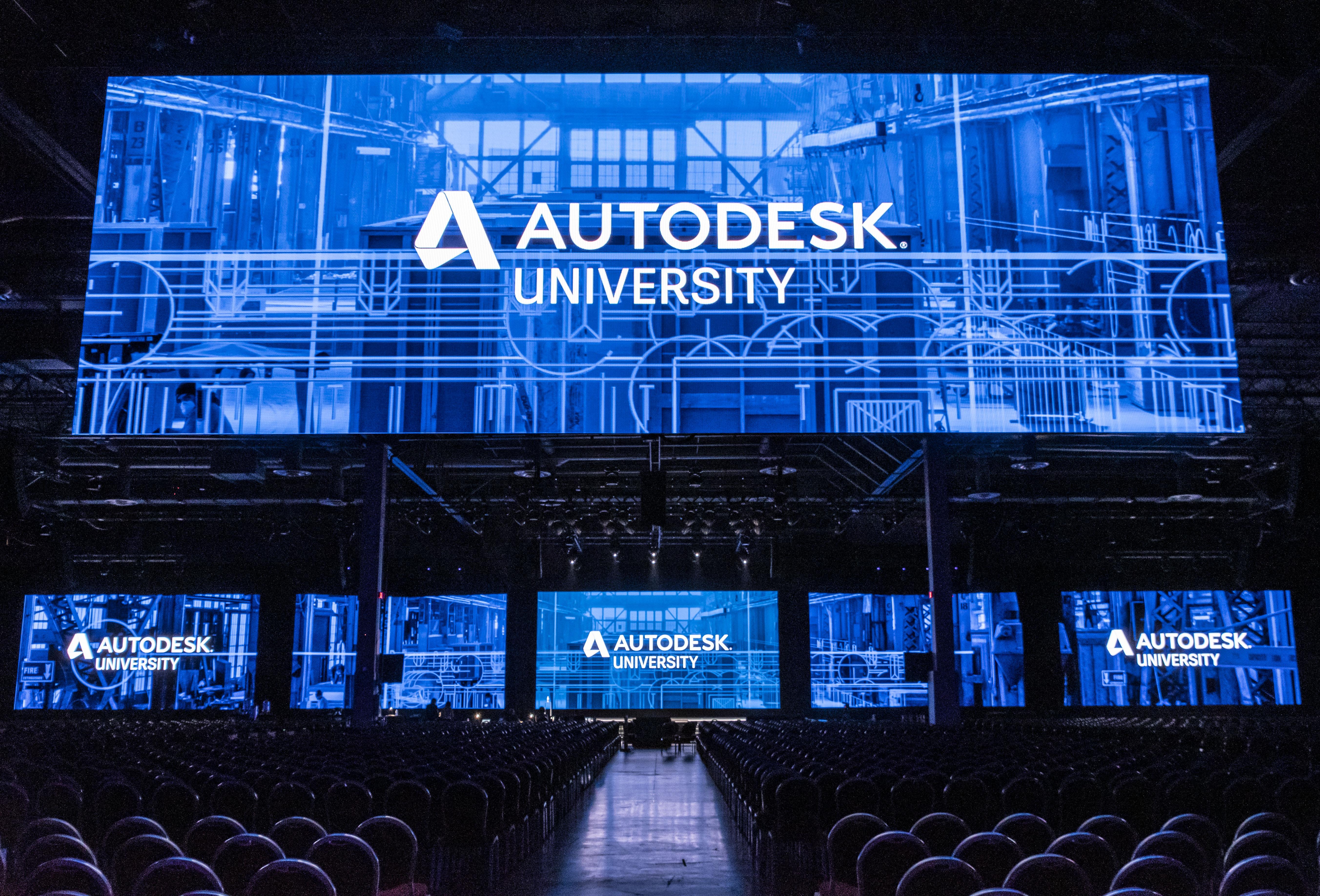 Imagem do cabeçalho da Autodesk