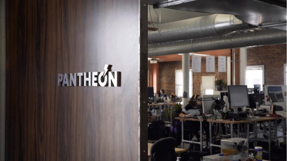Pantheon erfasst mit Asana Unternehmensziele