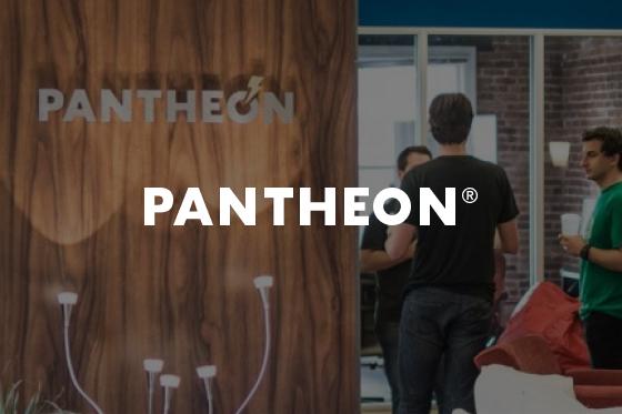 Pantheon erfasst Unternehmensziele mit Asana
