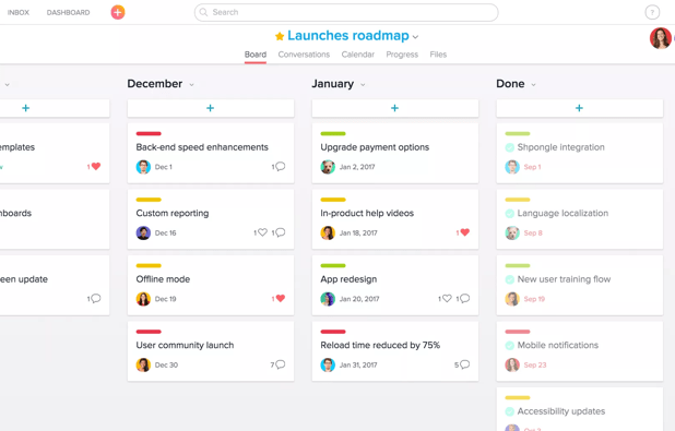 Asana introduces boards in all-out assault on Trello