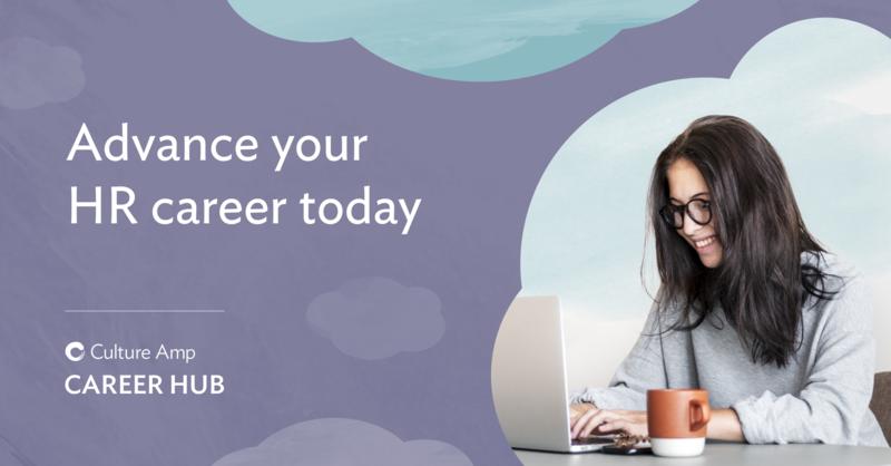 Culture Amp Career Hub