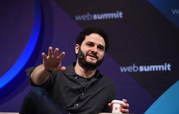 Dustin Moskovitz beim Web Summit in Lissabon