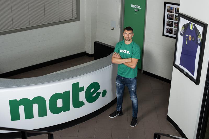 Mat Ryan MATE Ambassador