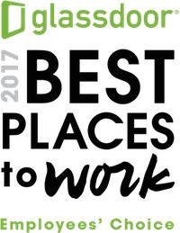 Glassdoor 2017 Best Places to Work Employee Choice Award