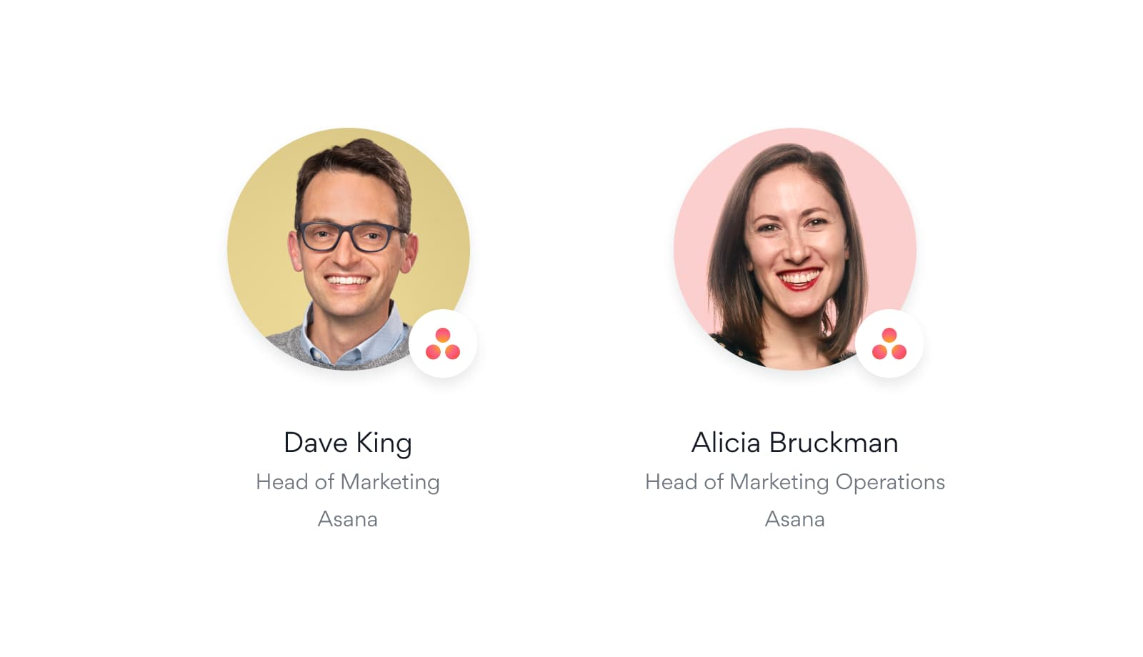 How Asana's marketing team does annual planning with Dave King and Alicia Bruckman