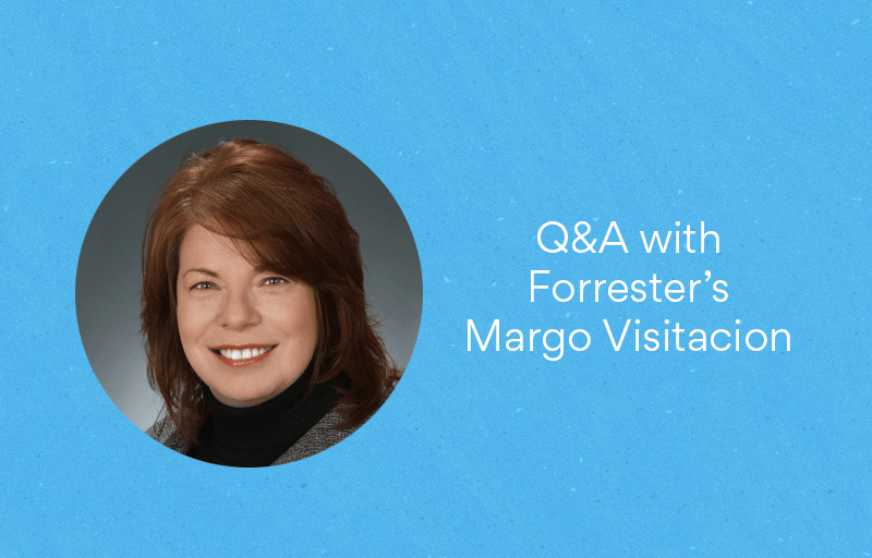 Insights from Forrester's Margo Visitacion on OKRs and organizational alignment