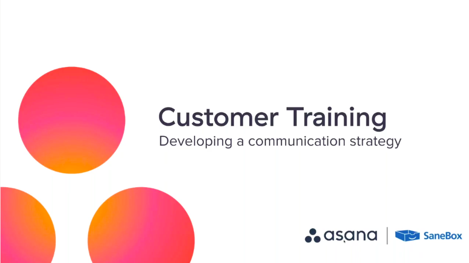 Kommunikationsstrategie mit Sanebox