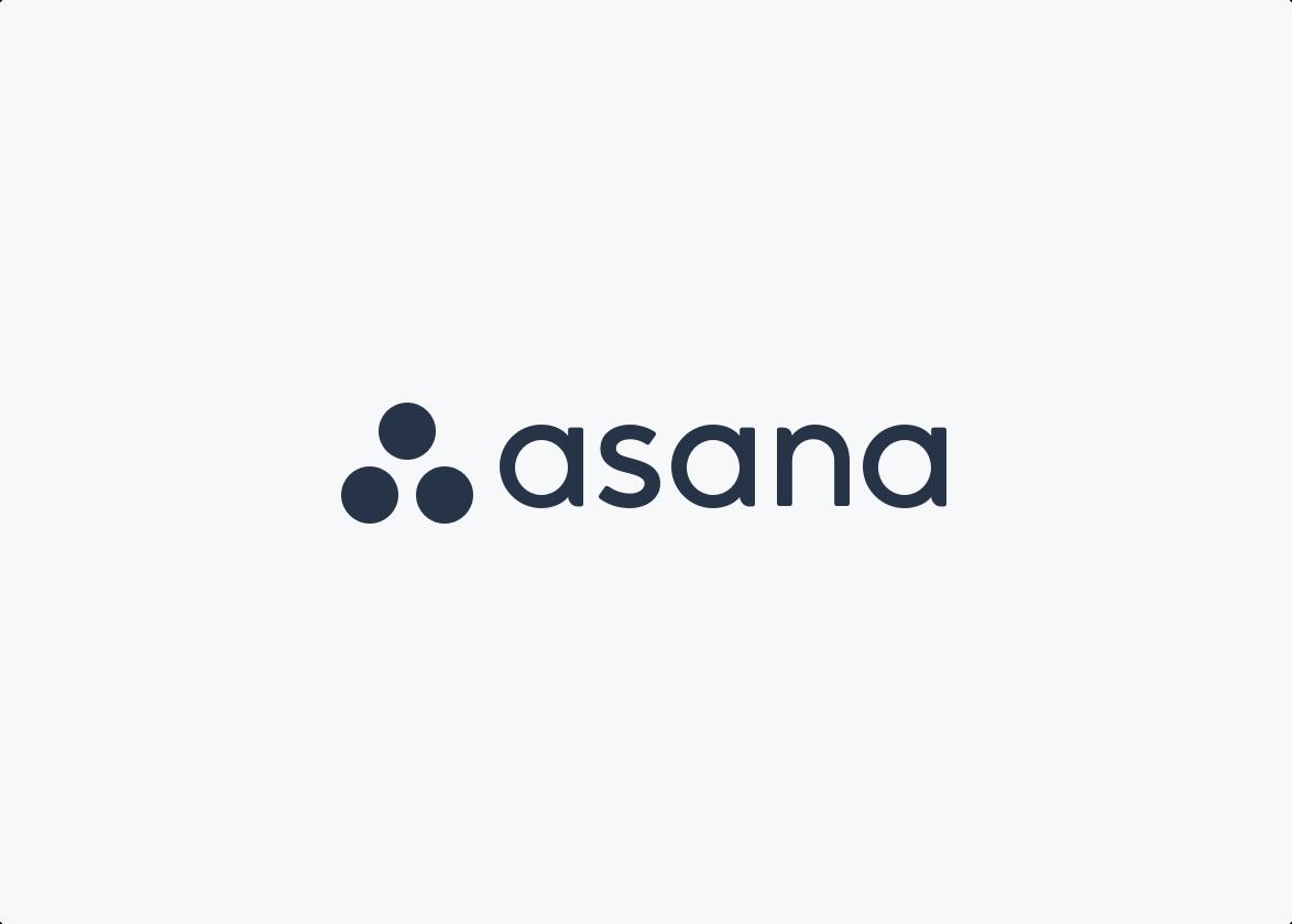 Asana Logo And Design Styles Asana