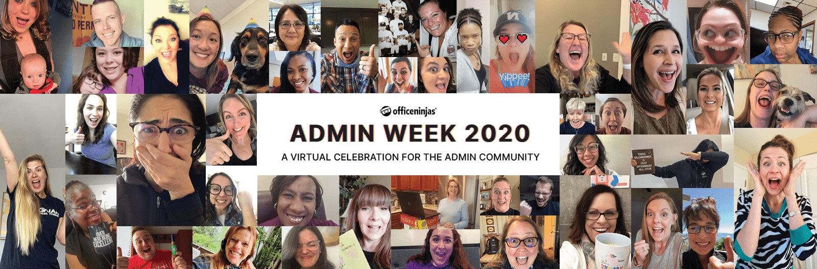 Admin Week 2020