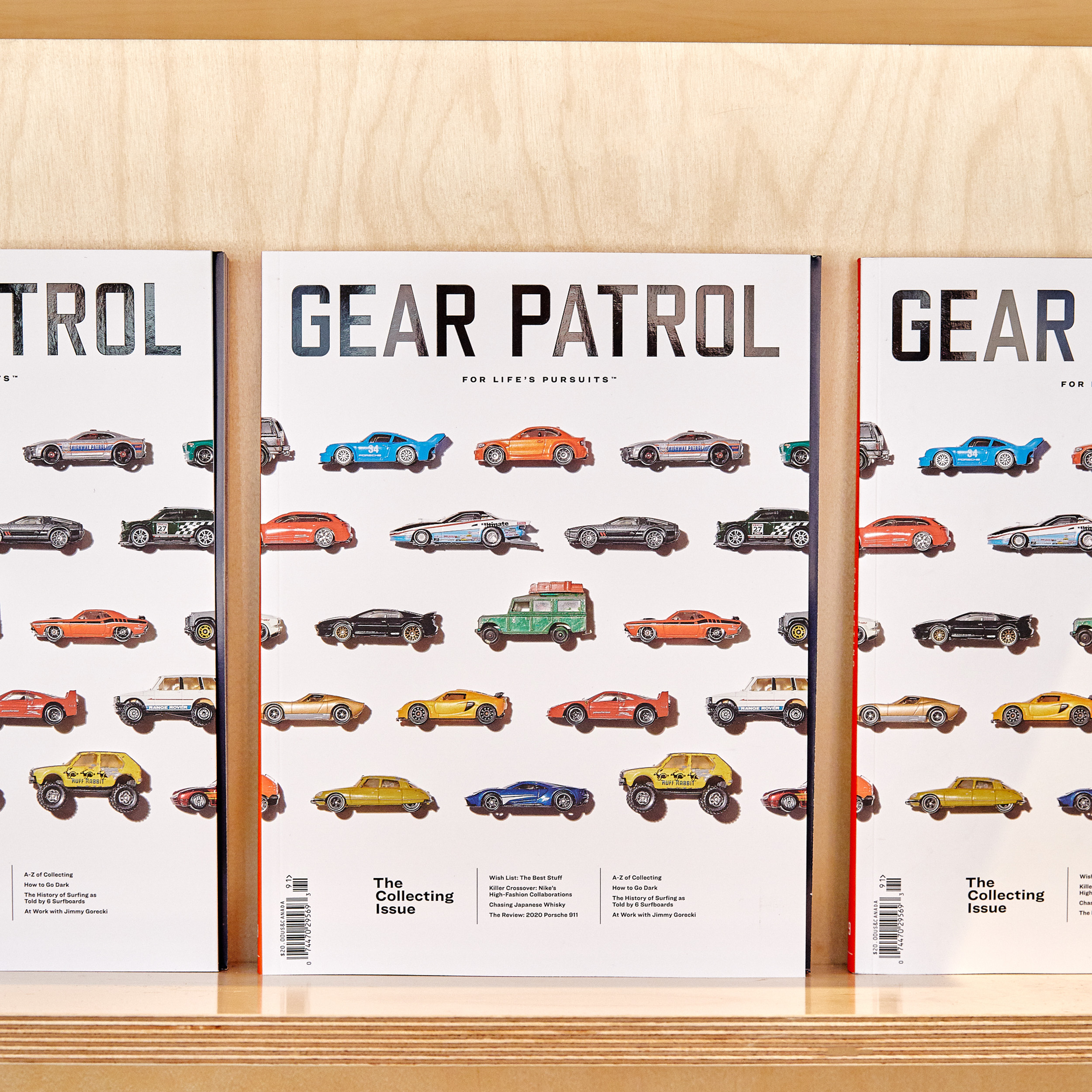 Gear Patrol header image