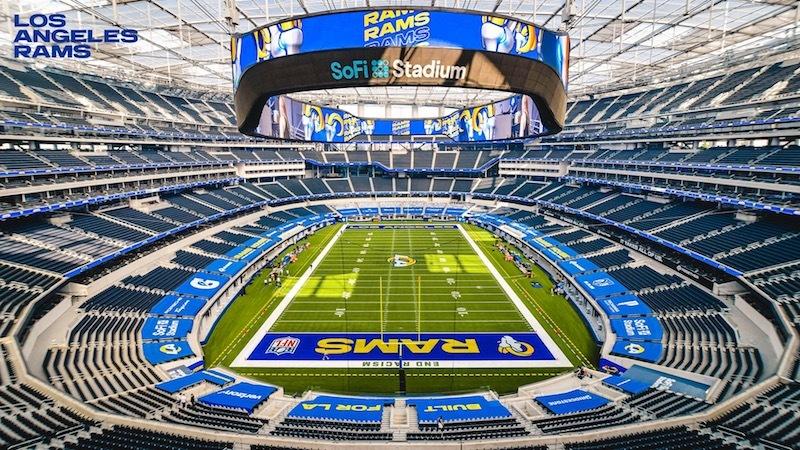 LA Rams rebrands with Asana
