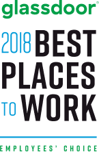 Glassdoor 2018 Best Places to Work