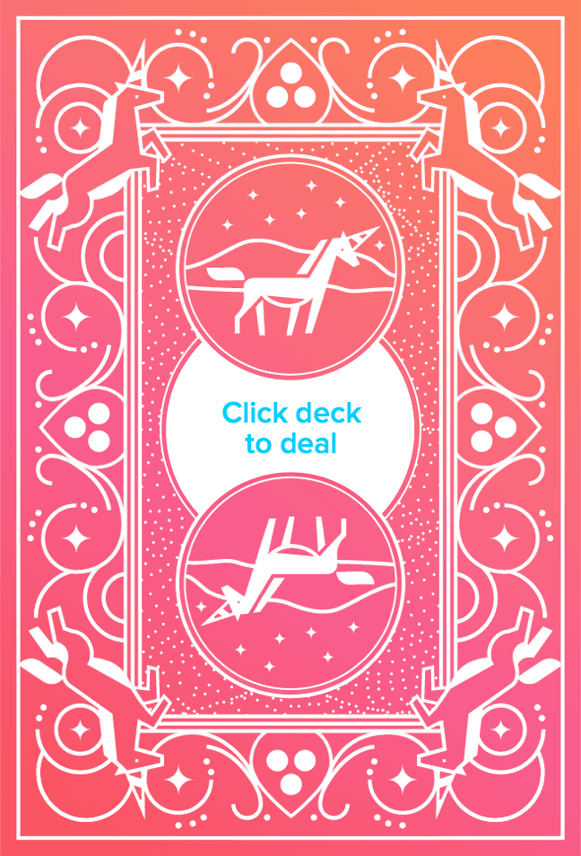 Playing Card Back Design