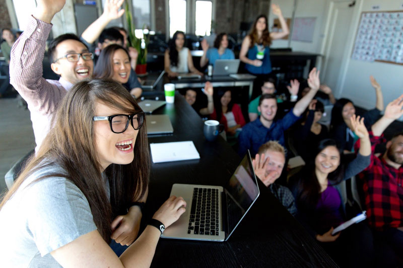HackReactor teaches the world to code #withAsana