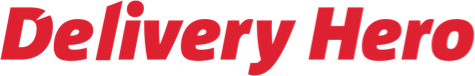 Logo de Delivery Hero