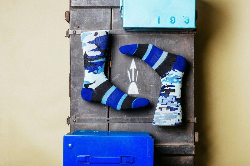 Camo Stance socks