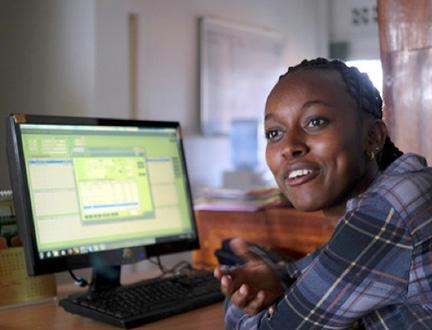 Com a Asana, o Akilah Institute educaas mulheres em Ruanda