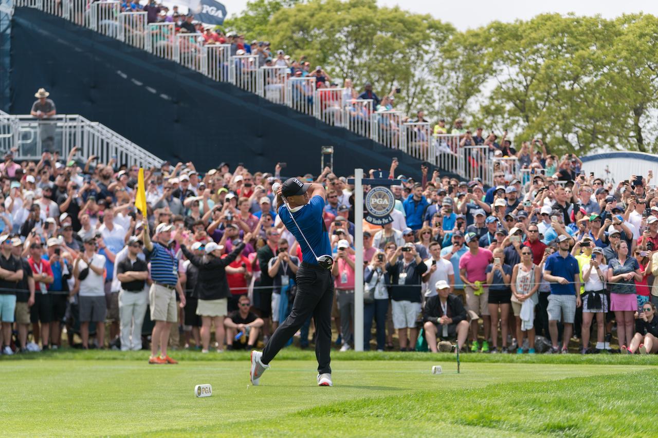 PGA of America golfer