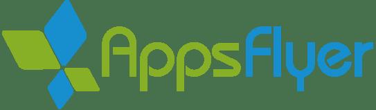 Logo de AppsFlyer