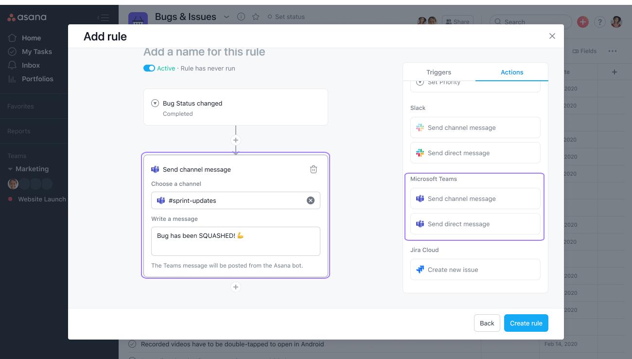 notificação personalizada