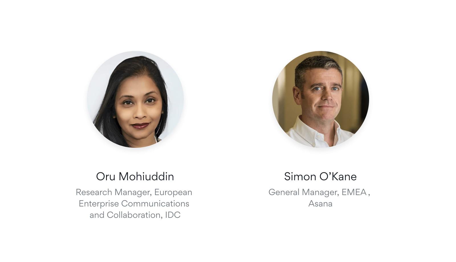 Collaboration and the new future of work with Oru Mohiuddin and Simon O'Kane