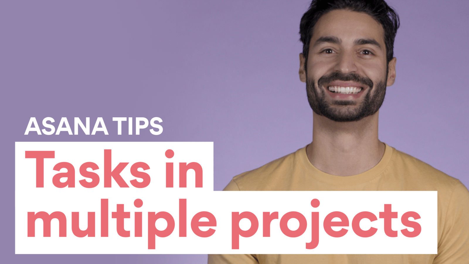 Add tasks to multiple projects
