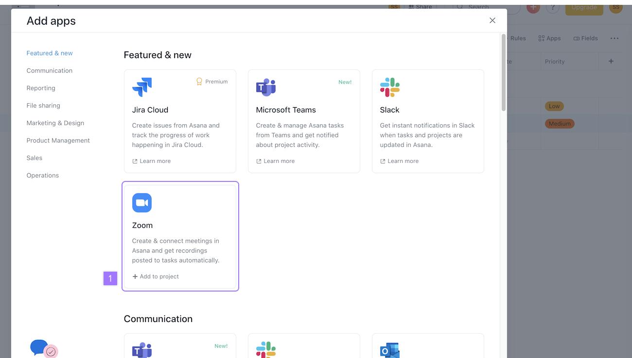 Galería de aplicaciones/flujo de autenticación