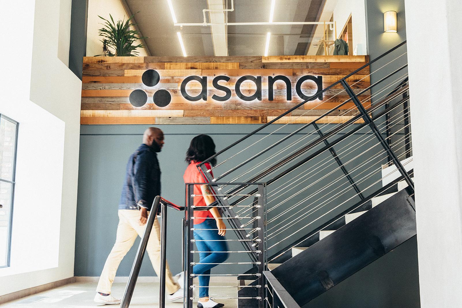 Asana-Räumlichkeiten