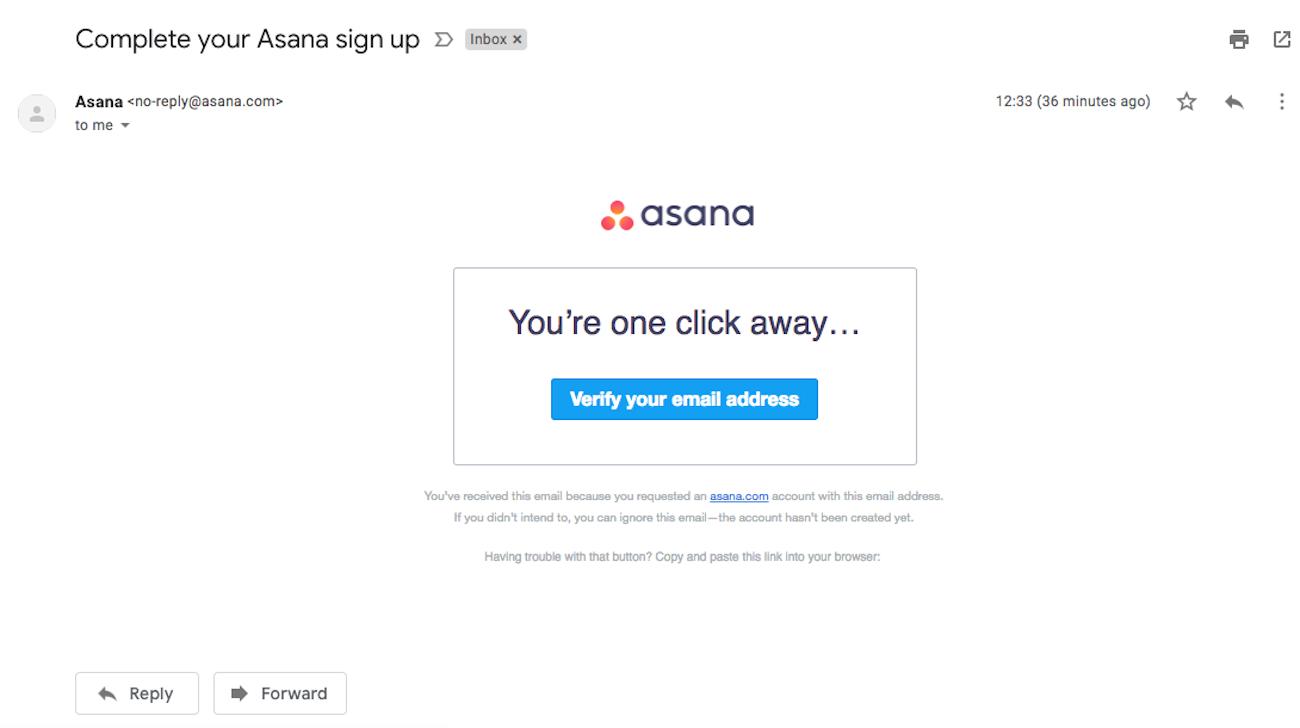 Verifica el email