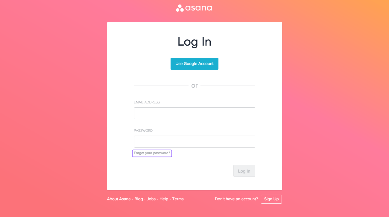 Managing Your Account Settings Product Guide Asana