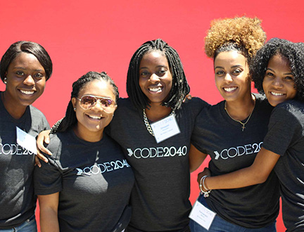 Meet Code2040: Increasing diversity in tech with Asana