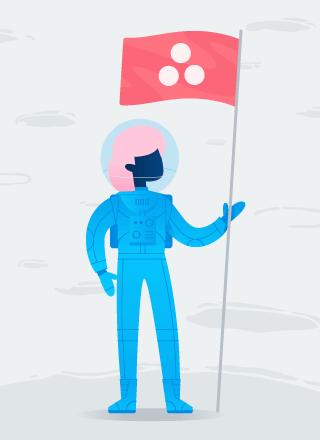 Mission vers la Lune